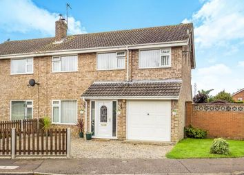 Thumbnail 4 bedroom semi-detached house for sale in Salhouse, Norwich, Norfolk