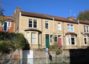 Thumbnail 3 bed terraced house for sale in Dove Street, Kingsdown, Bristol