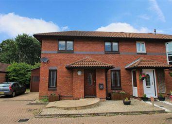 Thumbnail 4 bed semi-detached house for sale in Bentall Close, Willen, Milton Keynes, Bucks