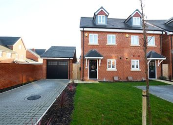 Thumbnail 3 bed semi-detached house for sale in Thompson Way, Farnborough, Hampshire