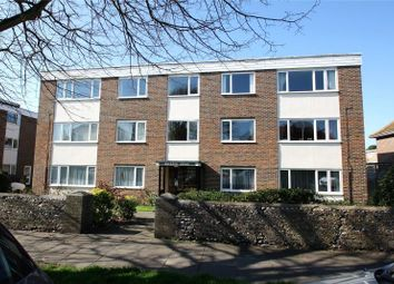 Thumbnail 2 bed flat for sale in Sheldon Court, Manor Road, Worthing