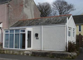 Thumbnail 1 bedroom semi-detached bungalow to rent in Parka Road, St. Columb Road, St. Columb