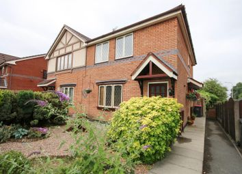 1 bed flat for sale in Waterslea, Eccles, Manchester M30