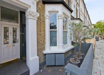 Thumbnail 3 bed flat to rent in Walberswick Street, London