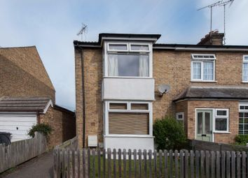 Thumbnail 3 bed end terrace house for sale in Acton Road, Whitstable