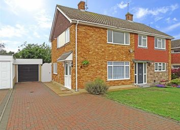 Thumbnail 3 bed semi-detached house for sale in Millfields, Chelmsford, Essex