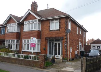 Thumbnail 4 bedroom semi-detached house for sale in Beresford Avenue, Skegness