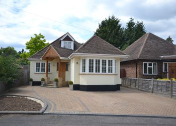 Thumbnail 4 bed detached bungalow for sale in Dorney Grove, Weybridge