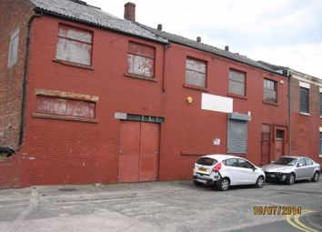 Thumbnail Land for sale in Isherwood Street, Preston
