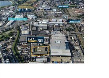 Thumbnail Warehouse to let in Eley Business Park, Units 1 & 2, 8 Eley Road, Edmonton, London