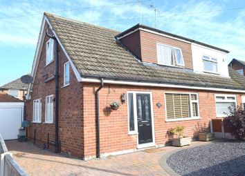 Thumbnail 3 bed semi-detached bungalow for sale in Wavertree Road, Blacon, Chester
