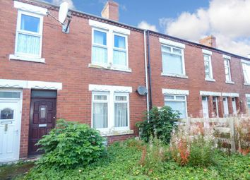 2 bed flat for sale in Hawthorn Road, Ashington NE63