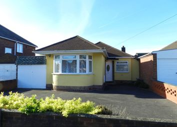 Thumbnail 2 bed bungalow for sale in Heath Way, Shard End, Birmingham
