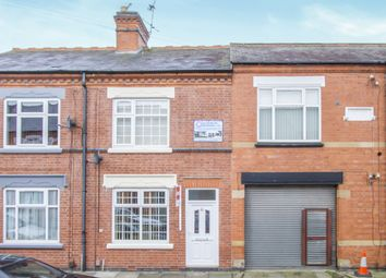 Thumbnail 2 bedroom terraced house for sale in Trafford Road, Humberstone, Leicester