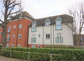 Thumbnail 2 bed flat for sale in 14 Ingrebourne Avenue, Romford