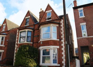 Thumbnail 6 bed terraced house to rent in Portland Road, Arboretum, Nottingham