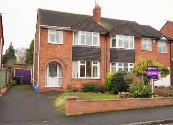 Thumbnail 3 bed semi-detached house for sale in Avondale Road, Wellington Telford