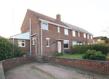 Thumbnail 3 bed semi-detached house for sale in Wood Lane, Weaverham
