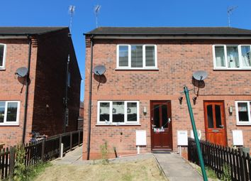 Thumbnail 3 bed semi-detached house to rent in Station Road, Long Eaton