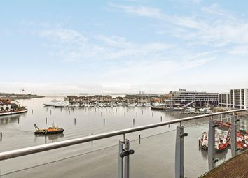 Thumbnail 4 bedroom flat to rent in Sirocco, Channel Way, Ocean Village, Southampton