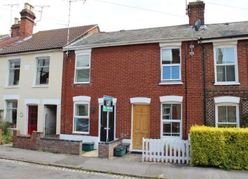 Thumbnail 2 bed terraced house to rent in Albert Street, Colchester