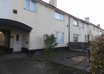 Thumbnail 3 bed terraced house for sale in Stockhill Lane, Nottingham, Nottinghamshire