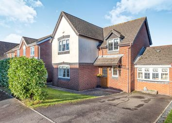 Thumbnail 4 bed detached house for sale in Hunters Ridge, Tonna, Neath