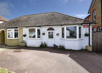 Thumbnail 2 bed semi-detached bungalow for sale in West Cliff Drive, Herne Bay, Kent