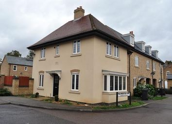 Thumbnail 4 bed detached house to rent in Palmerston Way, Fairfield, Hitchin