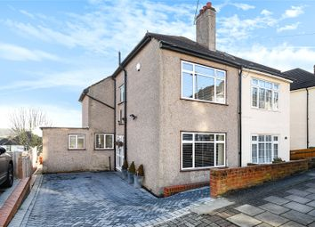 Thumbnail 3 bedroom semi-detached house for sale in Kynaston Road, Bromley