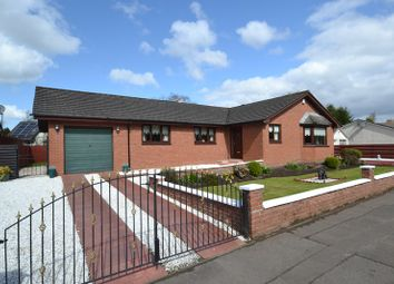 Thumbnail 4 bed detached bungalow for sale in Station Road, Muirhead