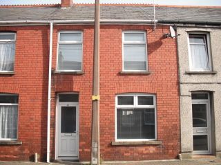 Thumbnail 3 bed terraced house to rent in Wigan Terrace, Bryncethin, Bridgend