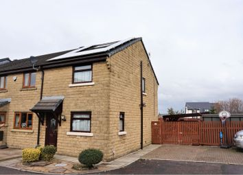 Thumbnail 2 bed mews house for sale in The Cooperage, Oswaldtwistle, Accrington