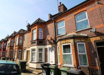 Thumbnail 4 bedroom terraced house to rent in Belmont Road, Luton