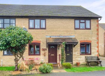 Thumbnail 2 bedroom terraced house for sale in Cross Leys, Ilmington, Shipston-On-Stour