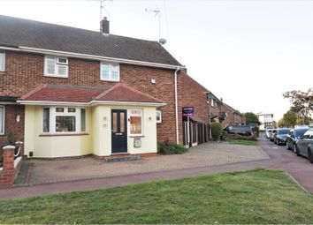 Thumbnail 3 bedroom semi-detached house for sale in Rochford Road, Southend-On-Sea