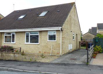 Thumbnail 2 bedroom semi-detached house to rent in Broadacres, Gillingham