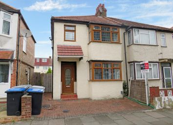 3 bed semi-detached house for sale in Rugby Avenue, Wembley, Middlesex HA0