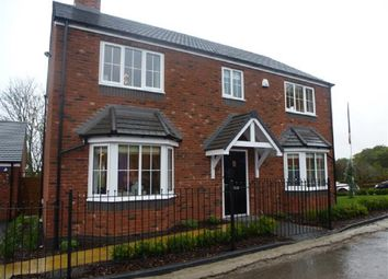 Thumbnail 4 bed detached house for sale in Kings Street, Yoxall, Burton-On-Trent