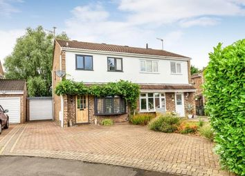 Thumbnail 3 bed semi-detached house for sale in Hughes Close, Woodloes Park, Warwick, .