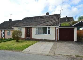 Thumbnail 2 bed semi-detached bungalow for sale in Clare, Sudbury, Suffolk