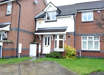 Thumbnail 2 bed terraced house to rent in Broughton Close, Shipley View, Ilkeston, Derbyshire