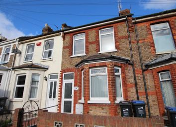 3 bed terraced house for sale in Cecilia Road, Ramsgate CT11