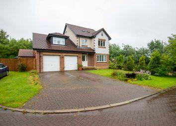 Thumbnail 4 bed detached house for sale in Ochil Court, Lindsayfield, East Kilbride