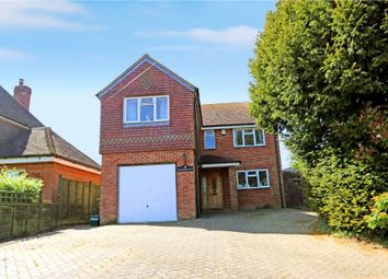 Thumbnail 4 bedroom detached house for sale in Stone Street, Lympne, Hythe