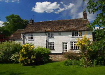 Thumbnail 4 bed detached house for sale in Oakenbank Lane, Rainow, Macclesfield