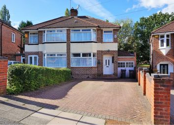 Thumbnail 3 bedroom semi-detached house for sale in Haldon Grove, Birmingham
