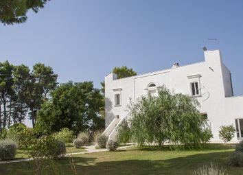 Thumbnail 8 bed farmhouse for sale in Via Burdo, Puglia, Italy