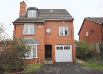 Thumbnail 5 bedroom detached house for sale in Halsnead Close, Wavertree, Liverpool