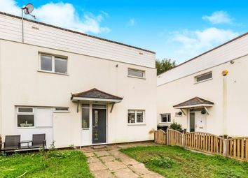 Thumbnail 3 bed end terrace house for sale in Frobisher Close, Rowner, Gosport
